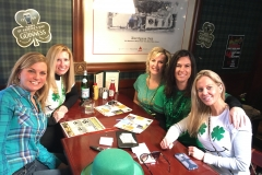 St Patrick's Day 2017