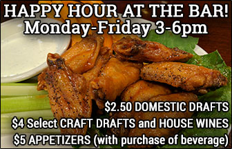 Happy Hours at Harrigan's Pub